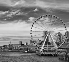 The Wheel by KeithReierson