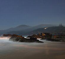 Smugglers Cove by David Haworth
