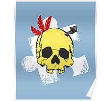 Mumbo Skull Poster
