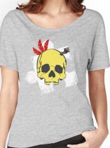 Mumbo Skull Women's Relaxed Fit T-Shirt