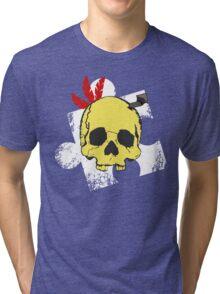 Mumbo Skull Tri-blend T-Shirt