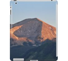 Peak Sunset iPad Case/Skin