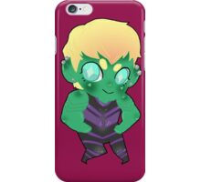 Young Avengers    Hulkling iPhone Case/Skin