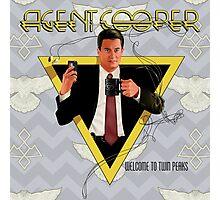 Agent Cooper Photographic Print
