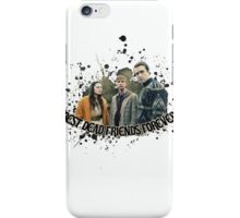 Best Dead Friends Forever || In The Flesh iPhone Case/Skin
