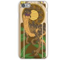 Clever Girl iPhone Case/Skin
