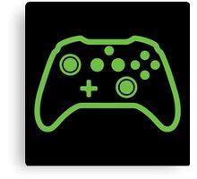 Xbox Controller Canvas Print