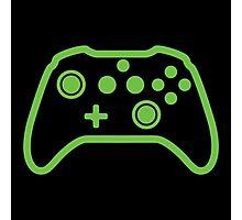 Xbox Controller Photographic Print