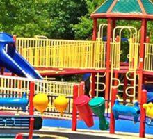 Rainbow Playground 2 Sticker