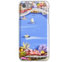 Across the blue iPhone Case/Skin