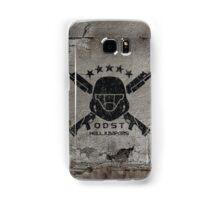 ODST Helljumpers (Black Distressed) Samsung Galaxy Case/Skin