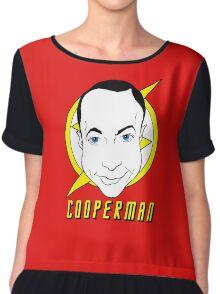 Cooper.man Chiffon Top