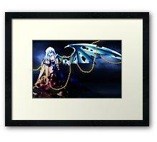 :Broken Winged Kisara: Framed Print