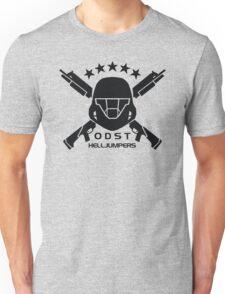 ODST Helljumpers (Black) Unisex T-Shirt