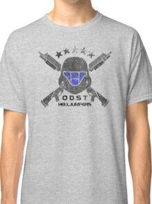 ODST Helljumpers (Color Distressed) Classic T-Shirt