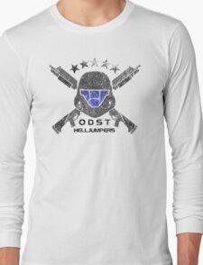 ODST Helljumpers (Color Distressed) Long Sleeve T-Shirt