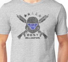 ODST Helljumpers (Color Distressed) Unisex T-Shirt