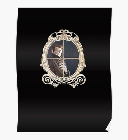 The tenant, Polanski fabulous design! Poster