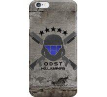 ODST Helljumpers (Color) iPhone Case/Skin