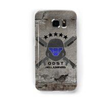 ODST Helljumpers (Color) Samsung Galaxy Case/Skin
