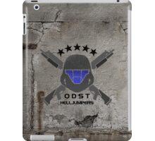 ODST Helljumpers (Color) iPad Case/Skin