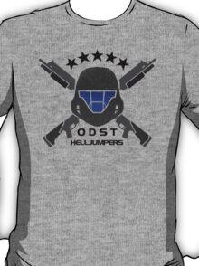 ODST Helljumpers (Color) T-Shirt