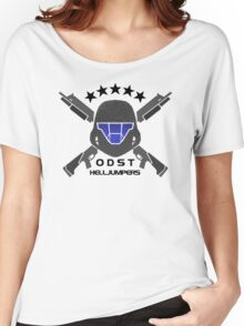 ODST Helljumpers (Color) Women's Relaxed Fit T-Shirt