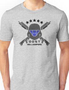 ODST Helljumpers (Color) Unisex T-Shirt