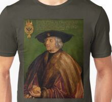 Holy Roman Emperor Maximilian I Unisex T-Shirt