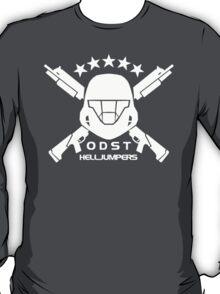 ODST Helljumpers (White) T-Shirt