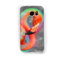 Infinite Possibilities - (Neon Infinity Flamingo) Samsung Galaxy Case/Skin