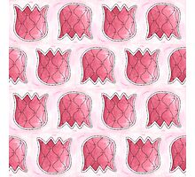 Topsy Turvy Tulips Pink Edition Photographic Print