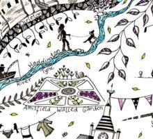 East Lothian Sticker