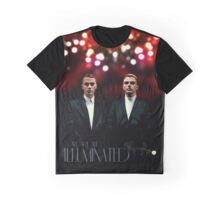 We Are All Illuminated - HURTS Graphic T-Shirt