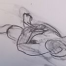 life drawing 03.07.14 by H J Field