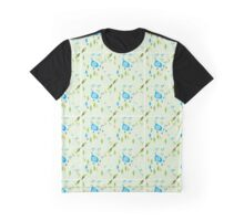Road Map Graphic T-Shirt