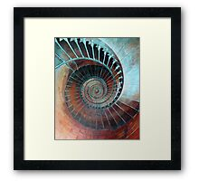 Feel Your Presence and Its Inherent Vibration Framed Print