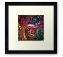 Life and Life Framed Print