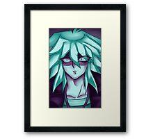 Yami Bakura D: Framed Print