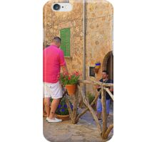The Engaged Couple iPhone Case/Skin