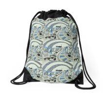 Underground Drawstring Bag