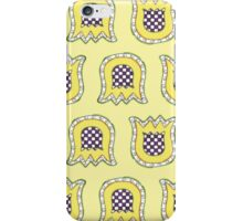 Topsy Turvy Tulips Yellow Edition iPhone Case/Skin