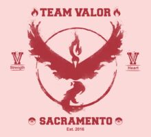 Sacramento - Team V Kids Tee