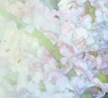 Serenity Prayer Hyacinths Blend Sticker