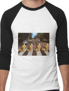The Weedles on Abbey Road Men's Baseball ¾ T-Shirt