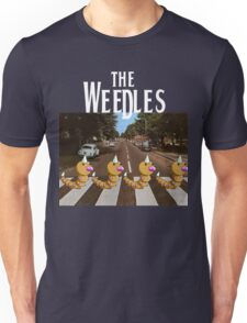 The Weedles on Abbey Road Unisex T-Shirt