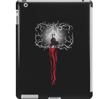 Might of Mjolnir iPad Case/Skin