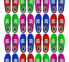 Vans - Multiple Colours by Sthomas88