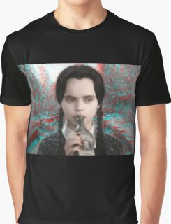 Gettin' Wednesday Wasted Graphic T-Shirt