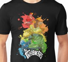 Freelancers Splash Unisex T-Shirt